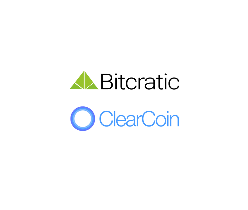 Availability of XCLR on Bitcratic
