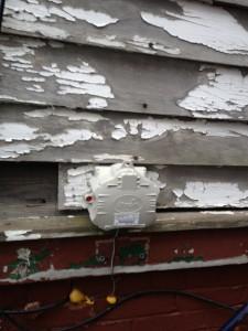 Lead Hazard Exterior Paint