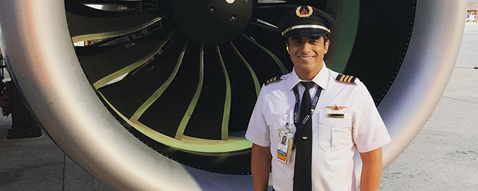A Day In The Life Of A Mainline Pilot