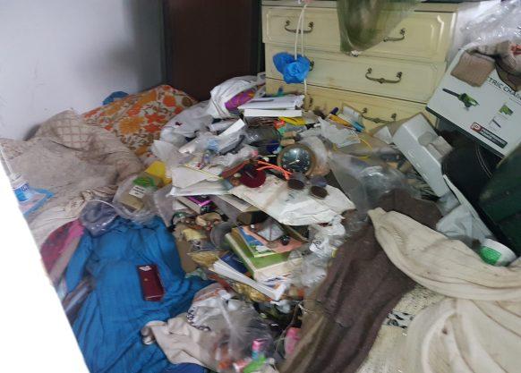 Hoarders Bedroom
