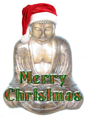 Buddhism And ChristmasHolidays A Clear And Empty Mind