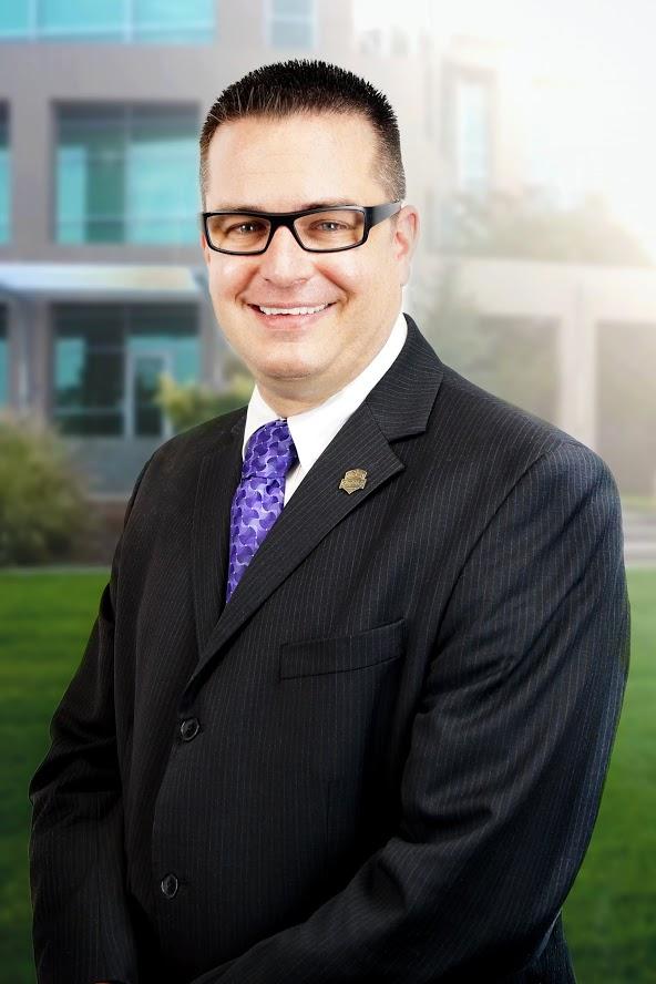 Mayor Mark Shepherd