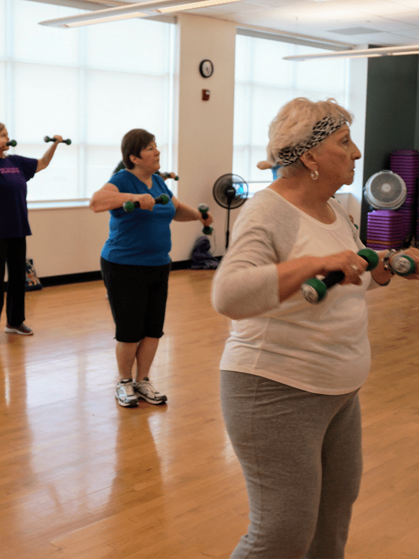 Senior Fitness Classes