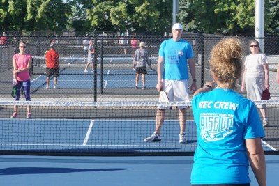 Adult Pickleball Lessons