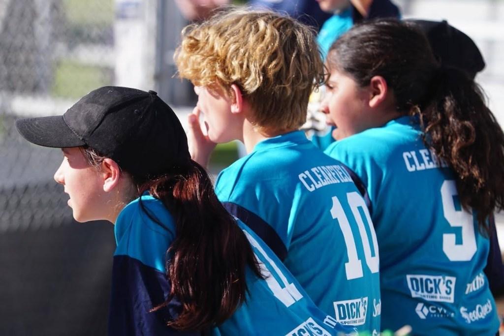 Baseball Clearfield City