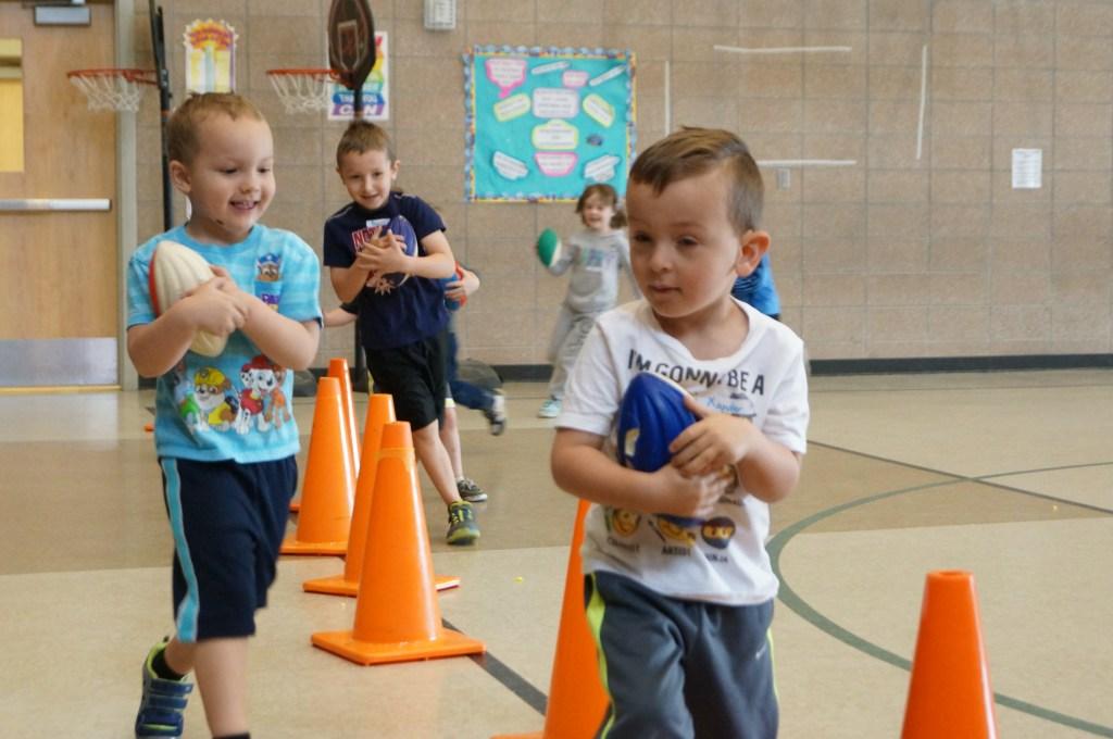 Smart Start All Sports Kids Running