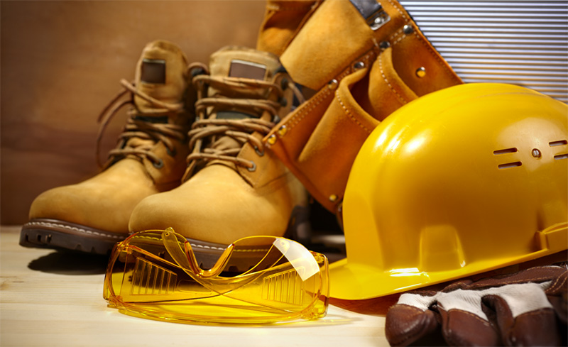 PPE for Construction