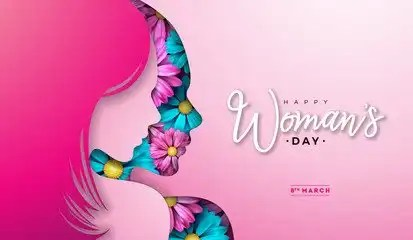 International Woman's Day today!