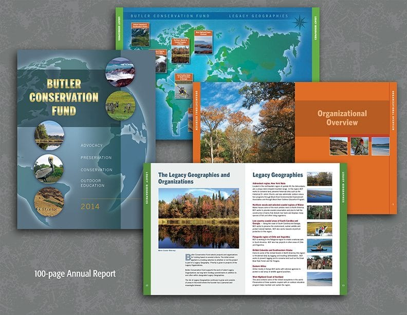 image of 72 page profile for Butler Conservation Fund