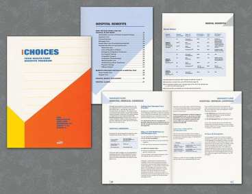 Corporate health benefits catalog-140 pages