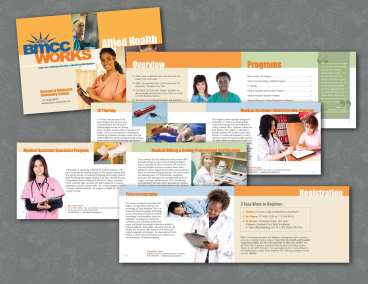 Borough of Manhattan Community College Brochure