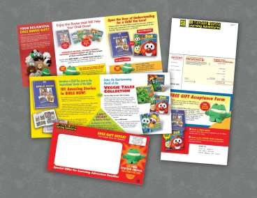 Brighter Vision Direct Mail Package