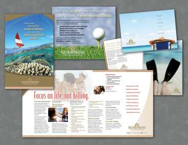 Meikle Medical Management Brochure and Direct Mail Campaign