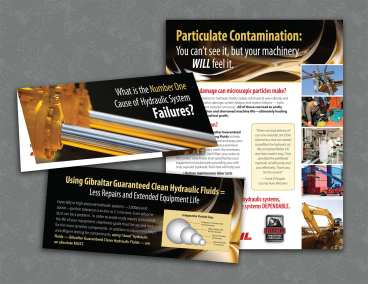 Weber Oil Brochure