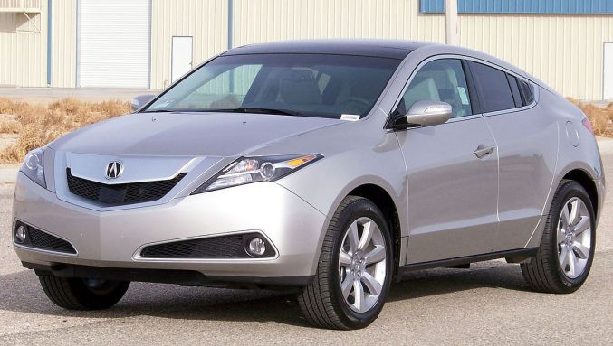 Cost of Clearing Acura ZDX