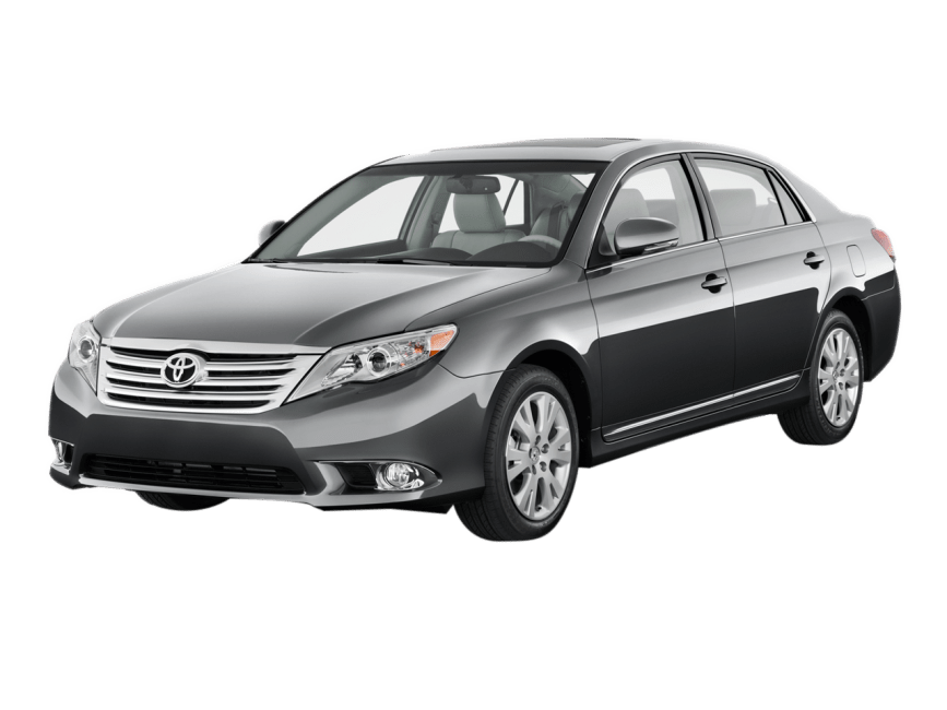 Cost of clearing Toyota Avalon