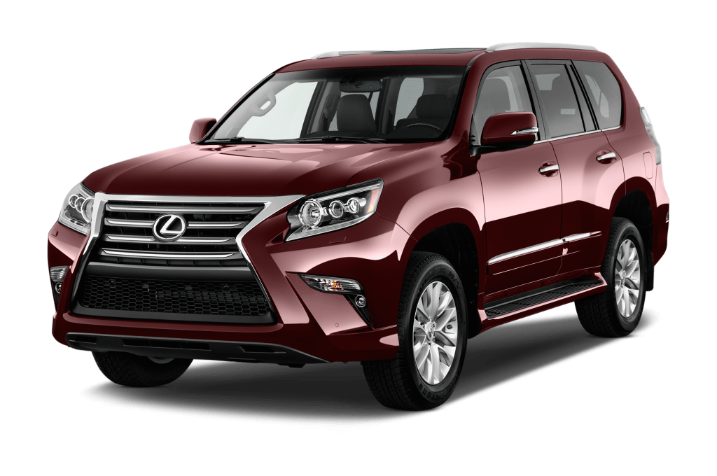 Cost of clearing Lexus GX 460 cars