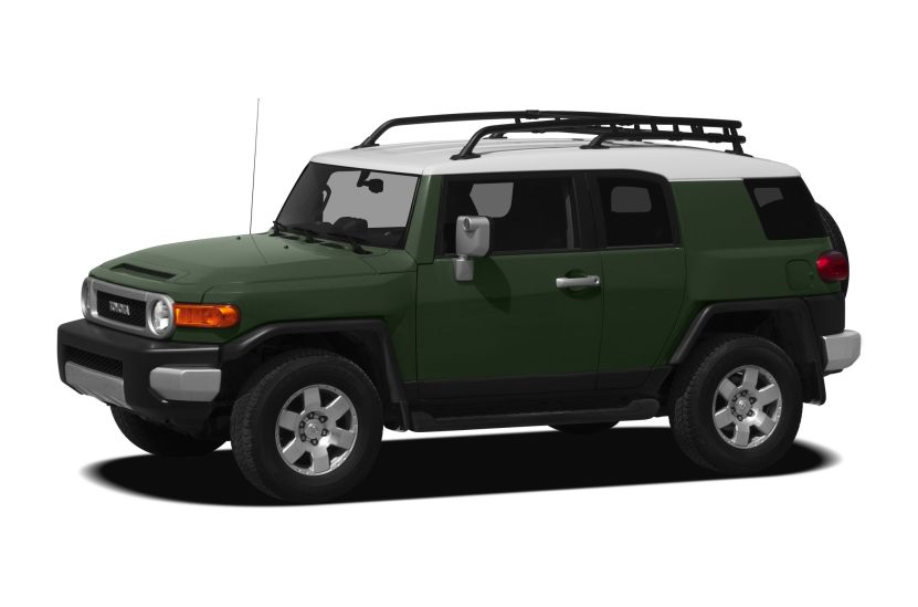 Cost of clearing Toyota FJ Cruiser