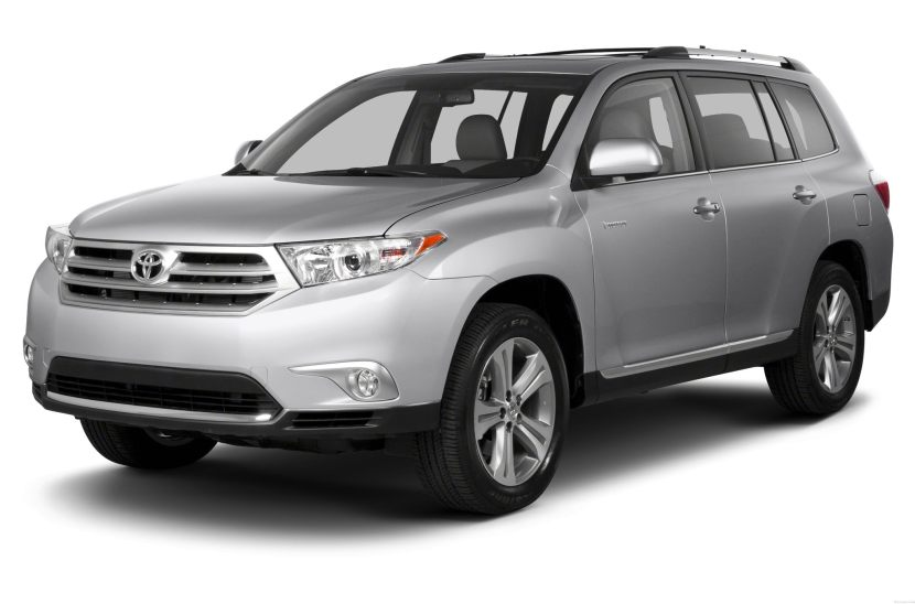 Cost of clearing Toyota Highlander