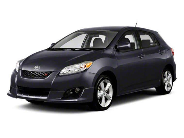 Cost of clearing Toyota Matrix