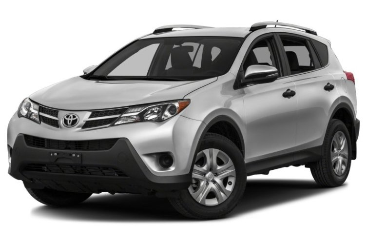 Cost of clearing Toyota Rav 4