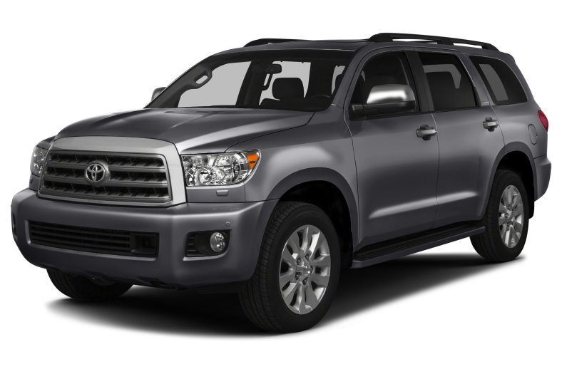 Cost of clearing Toyota Sequoia