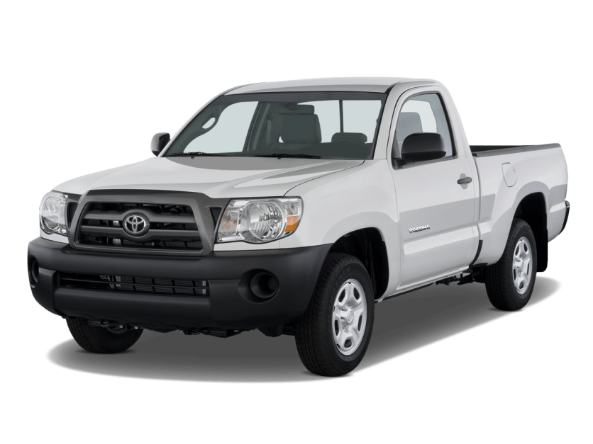 Cost of Clearing Toyota Tacoma