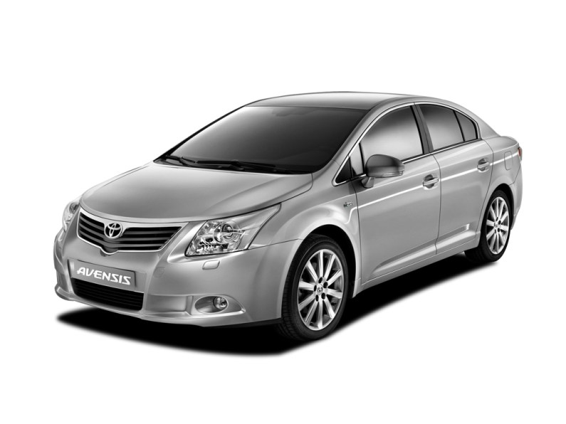 Cost of clearing Toyota Avensis