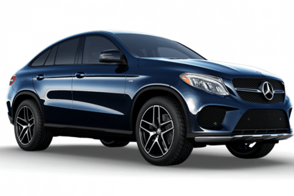 Cost of Clearing Mercedes-Benz GLE-Class Cars
