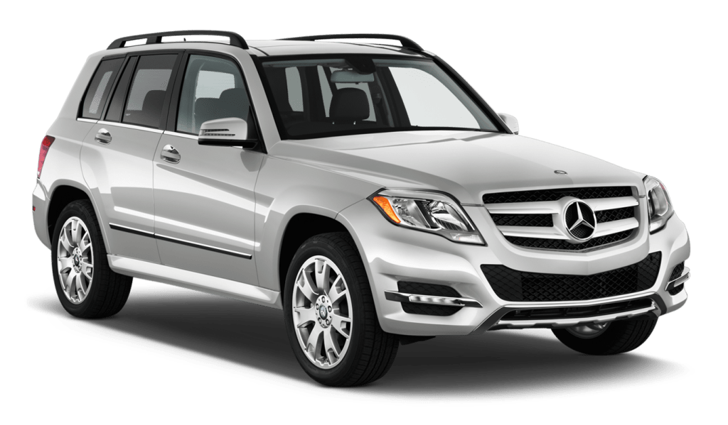 Cost of Clearing Mercedes-Benz GLK-Class Cars