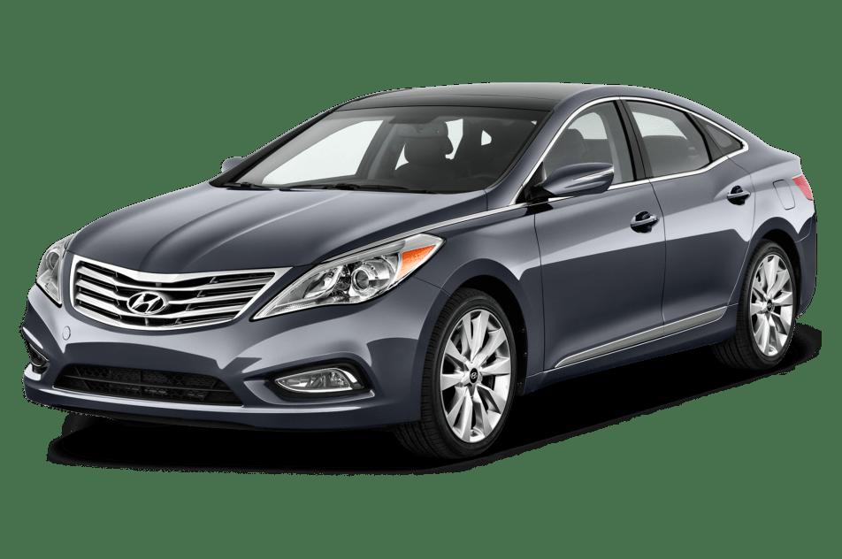 Cost of Clearing Hyundai Azera Cars