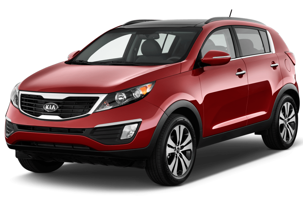 Cost of Clearing KIA Sportage Cars