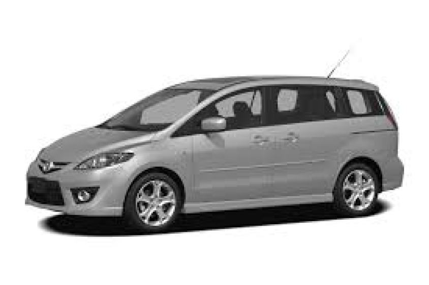 Cost of Clearing Mazda 5 Cars