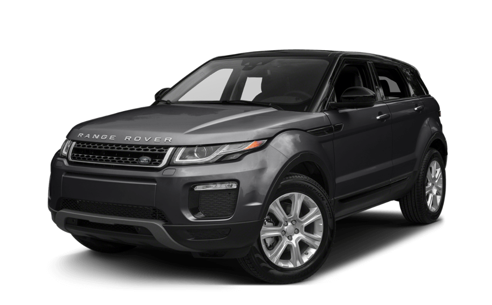 Cost of Clearing Range Rover Evogue cars