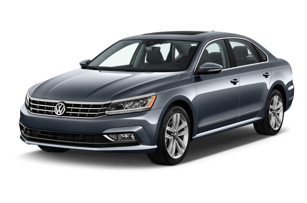 Cost of Clearing Volkswagen Passat Cars