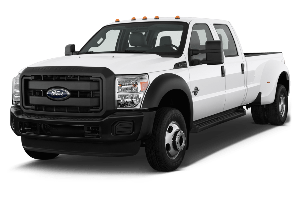 Cost of Clearing Ford F 550
