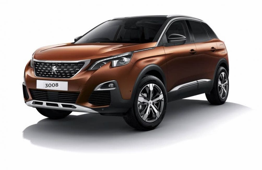 Cost of Clearing Peugeot 3008 Cars