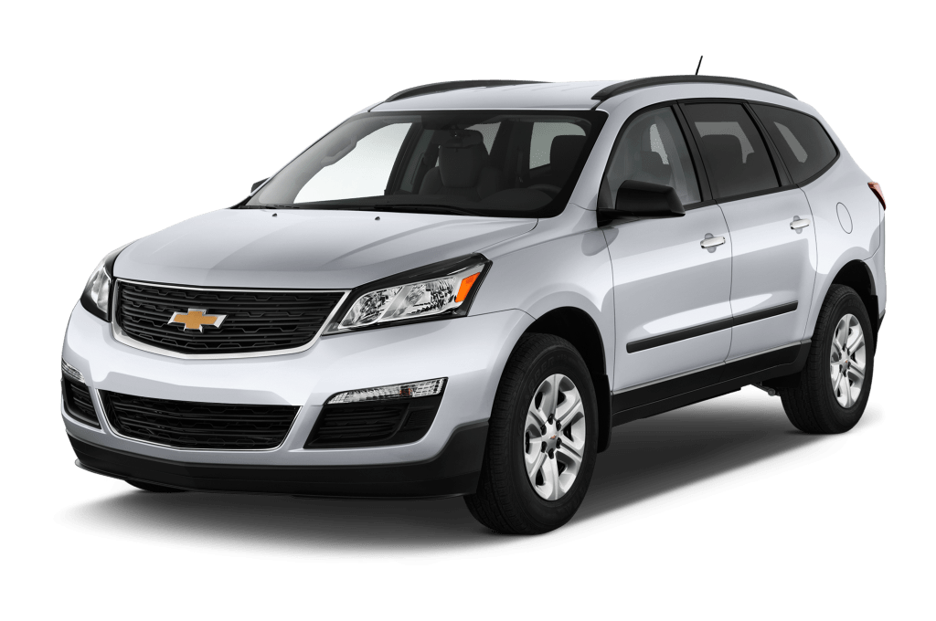 Cost of Clearing Chevrolet Traverse Cars