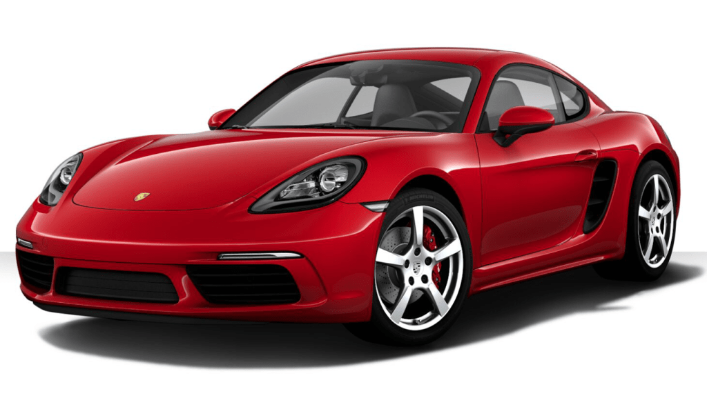 Cost of Clearing Porsche Cayman Cars