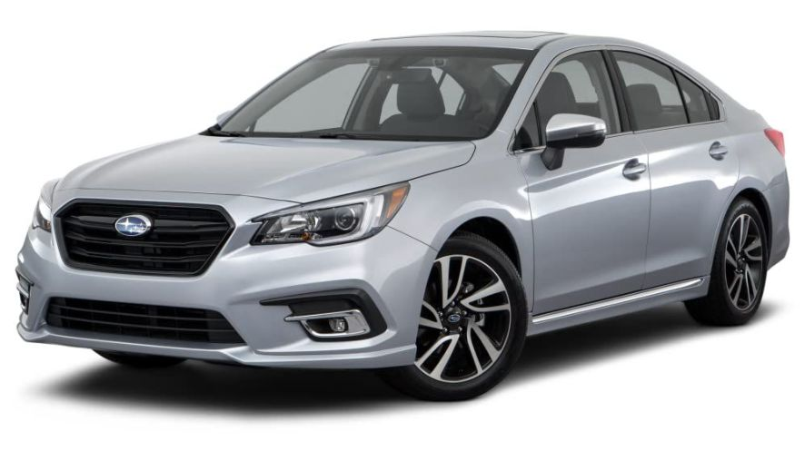 Cost of Clearing Subaru Legacy