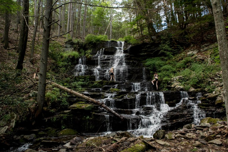 Upstate New York Waterfalls