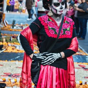 Dia de los Muertos Exhibition and Events