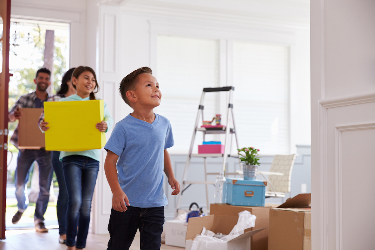 How to show up for your kids and be a great parent