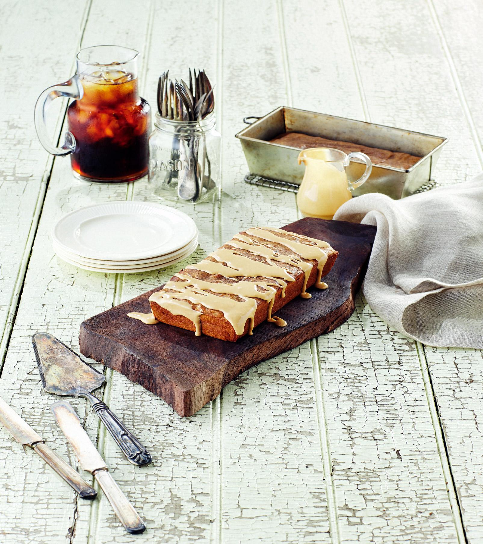 pumpkin spiced loaf