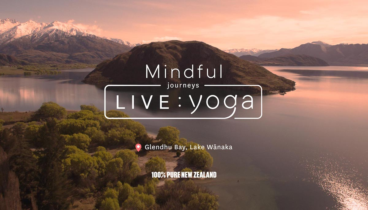 new zealand virtual yoga