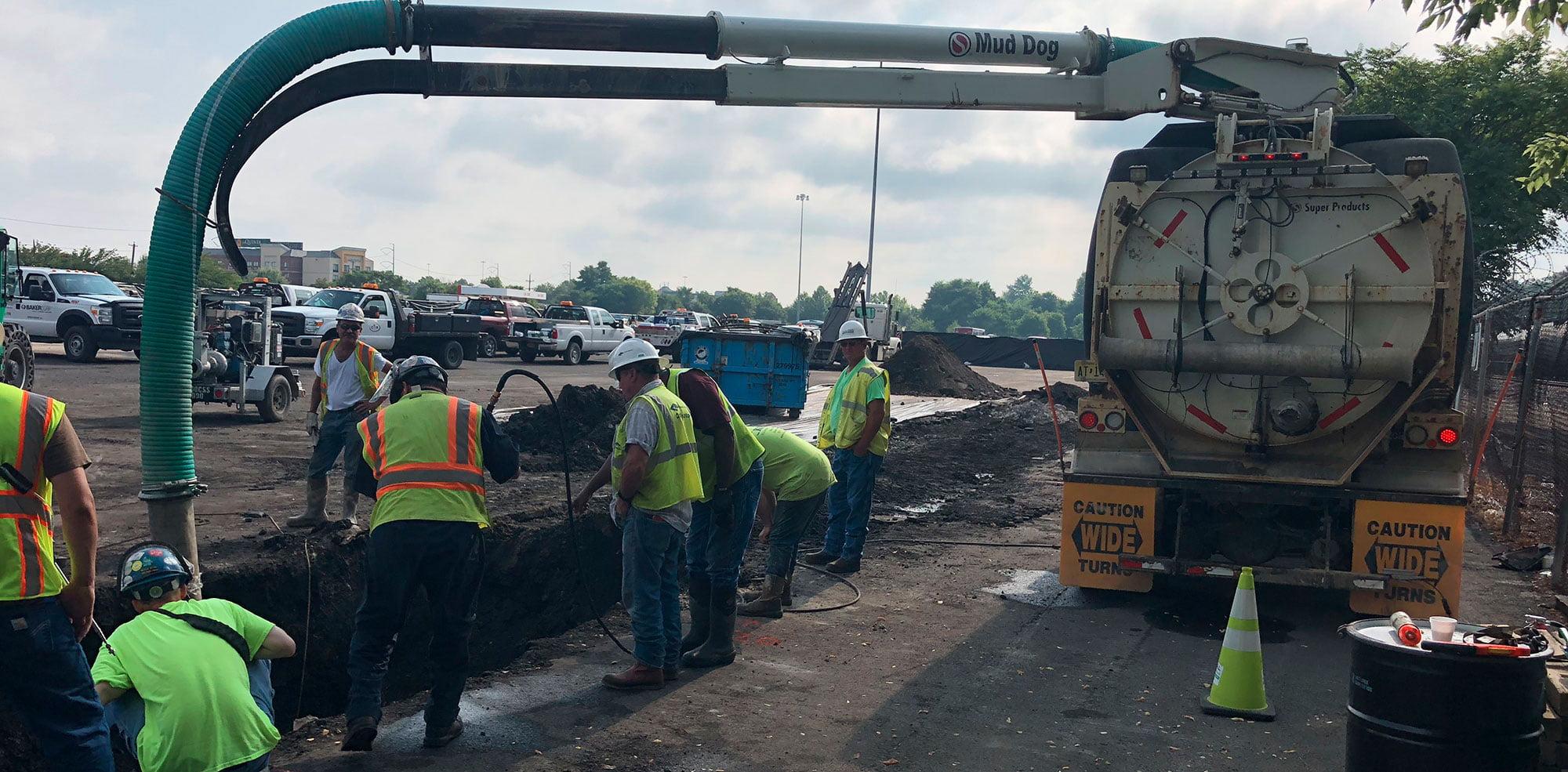 vacuum excavation careers