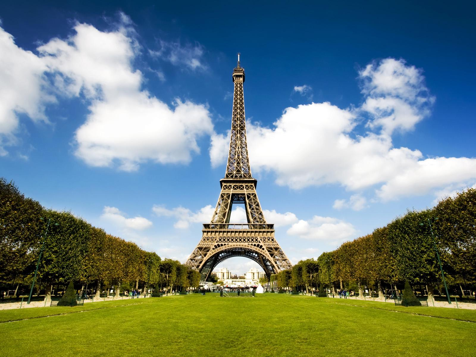 Famous Structures Around The World