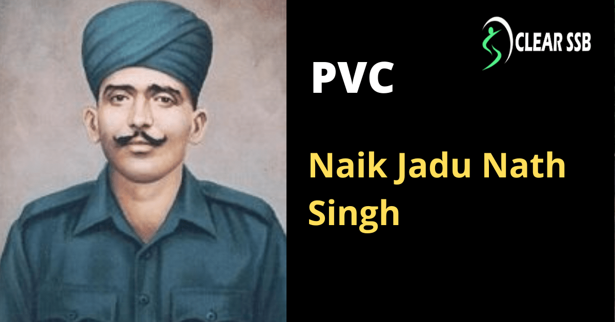 Read more about the article Naik Jadu Nath Singh