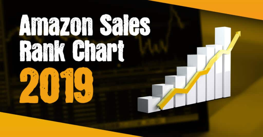 amazon sales rank chart 2016
