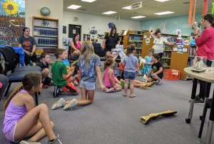 Read Dog @ Clearwater Public Library